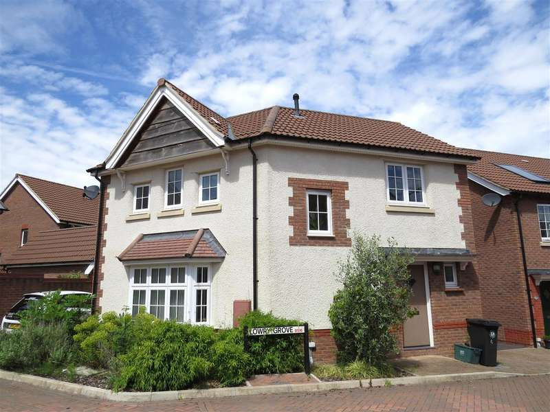 4 Bedrooms Property for rent in Lowry Grove, Cheswick Village, Bristol