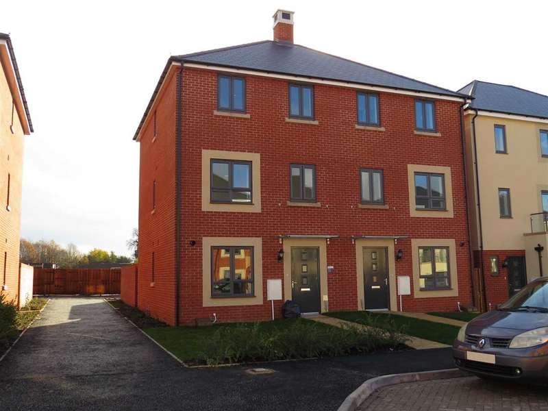 4 Bedrooms Property for rent in Slade Baker Way, Stoke Park, Bristol