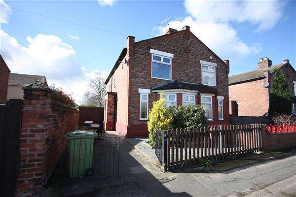 3 Bedrooms Semi Detached House for sale in George Street, Ellesmere Port