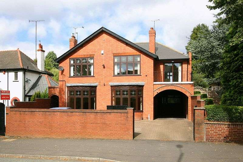 5 Bedrooms Detached House for sale in COMPTON, Compton Road
