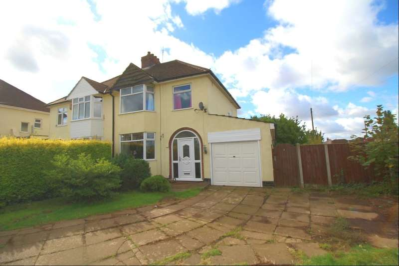 3 Bedrooms Semi Detached House for sale in Stanley Road, Hinckley, LE10