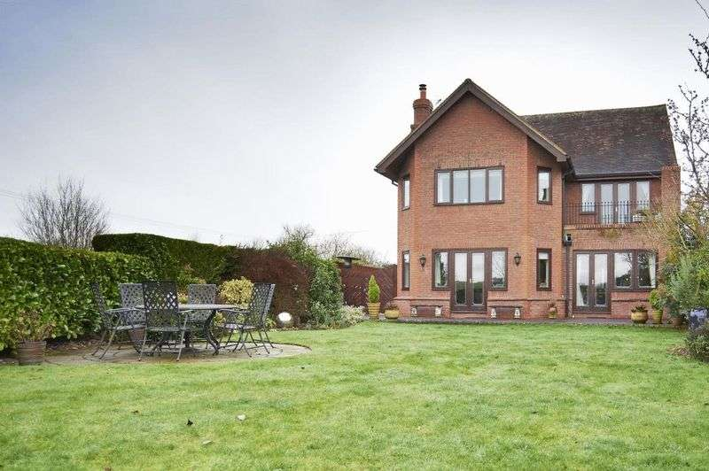 4 Bedrooms Detached House for sale in Holt, between Hallow and Holt Heath, Worcesterhire