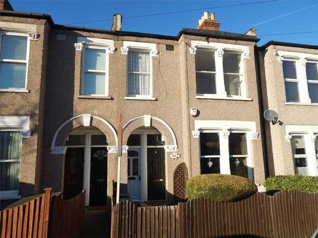 2 Bedrooms Maisonette Flat for sale in Blandford Road, Beckenham, Kent