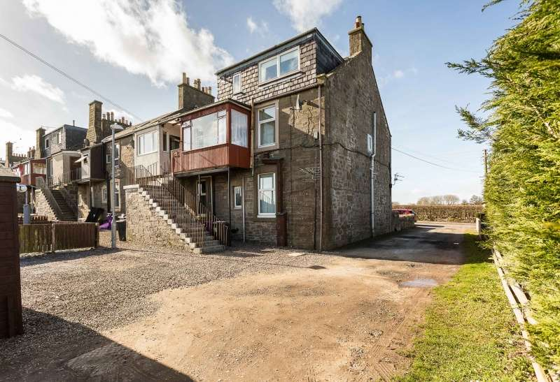 2 Bedrooms Villa House for sale in Westhall Terrace, Duntrune, Dundee, Angus, DD4 0SN