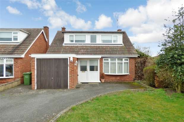 3 Bedrooms Chalet House for sale in Windermere Avenue, St Nicolas Park, Nuneaton, Warwickshire