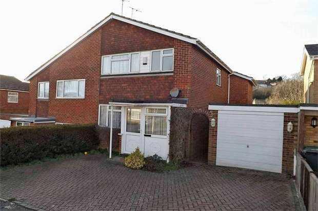 4 Bedrooms Semi Detached House for sale in Birch Way, Hastings, East Sussex