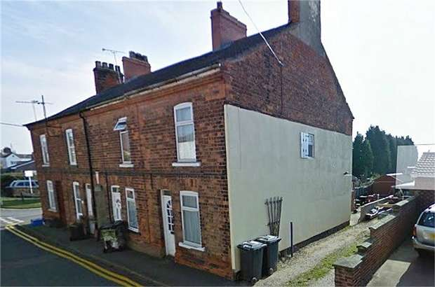 2 Bedrooms End Of Terrace House for sale in High Street, Burringham, Scunthorpe, Lincolnshire