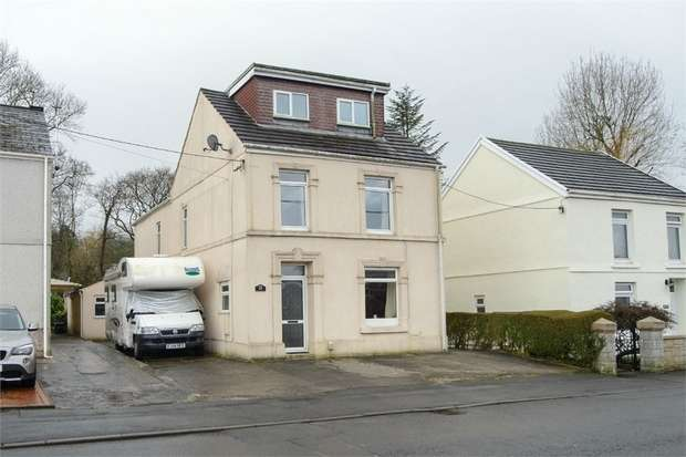 5 Bedrooms Detached House for sale in Brynymor Road, Gowerton, Swansea, West Glamorgan