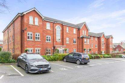 2 Bedrooms Flat for sale in Thomasson Court, Heaton, Bolton, Greater Manchester, BL1
