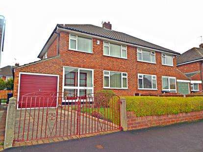 3 Bedrooms Semi Detached House for sale in Penrith Crescent, Maghull, Liverpool, Merseyside, L31
