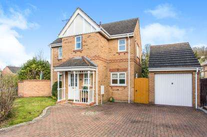 3 Bedrooms Detached House for sale in Spital Brook Close, Spital, Chesterfield, Derbyshire