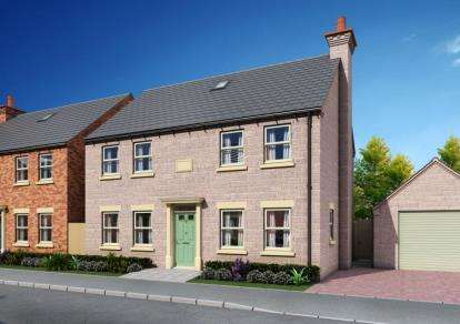 5 Bedrooms House for sale in Papplewick Farm, Hucknall