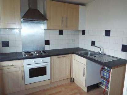 2 Bedrooms Flat for sale in Everard Court, Garrett Street, Nuneaton, Warwickshire