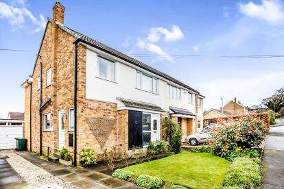 3 Bedrooms Semi Detached House for sale in Dartmouth Avenue, Huddersfield, West Yorkshire
