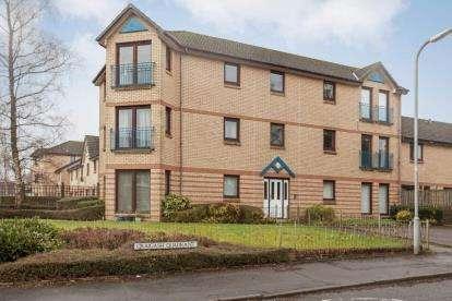 1 Bedroom Flat for sale in Craigash Quadrant, Milngavie