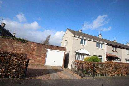 3 Bedrooms End Of Terrace House for sale in Drummond Place, Glenrothes