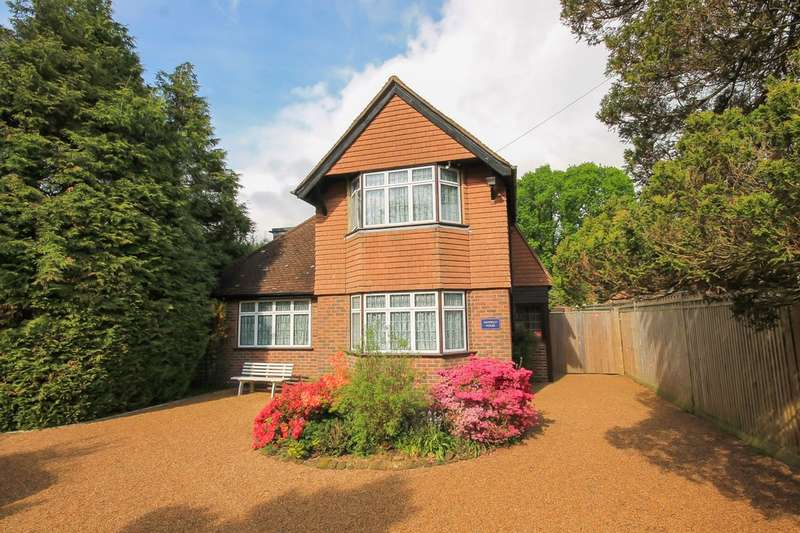 4 Bedrooms Detached House for sale in Lewes Road, Ashurst Wood