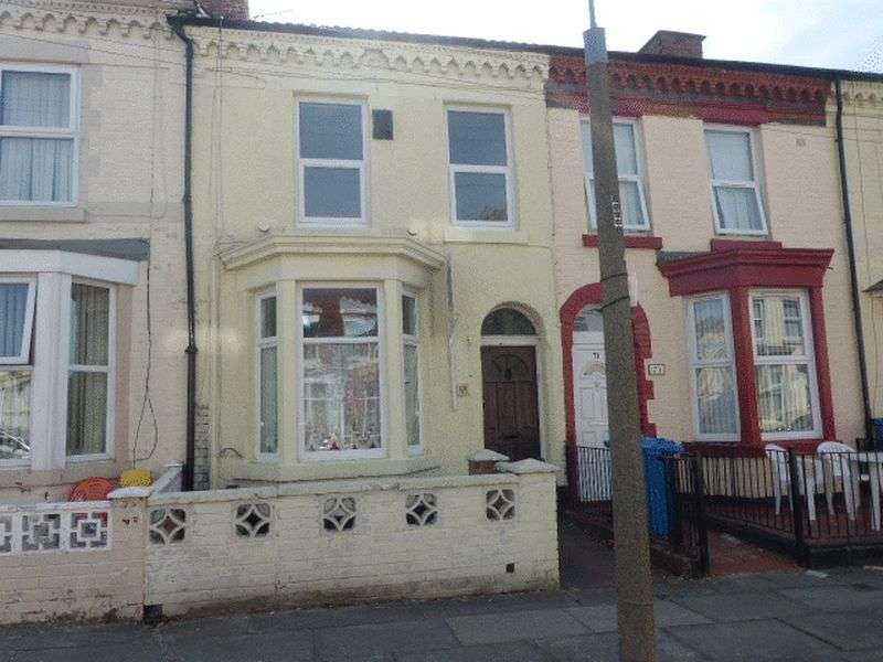 2 Bedrooms Terraced House for sale in Jacob Street, Liverpool