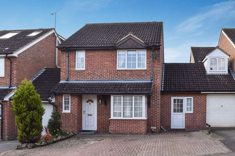 3 Bedrooms Detached House for sale in Wellesbourne Close, Abingdon