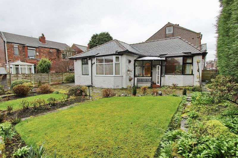 2 Bedrooms Detached Bungalow for sale in Stanley Street, Prestwich, Manchester