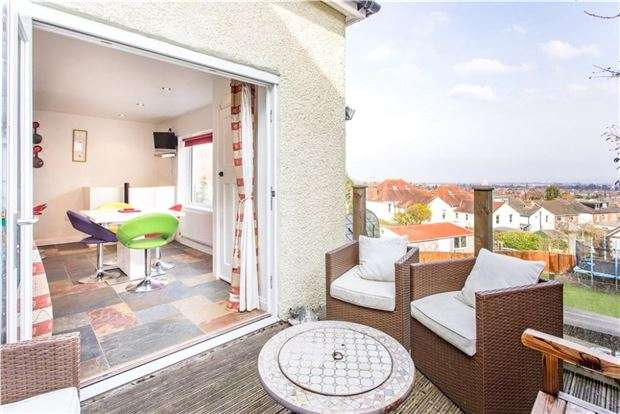4 Bedrooms Semi Detached House for sale in Undercliffe Avenue, CHELTENHAM, Gloucestershire, GL53 9AB