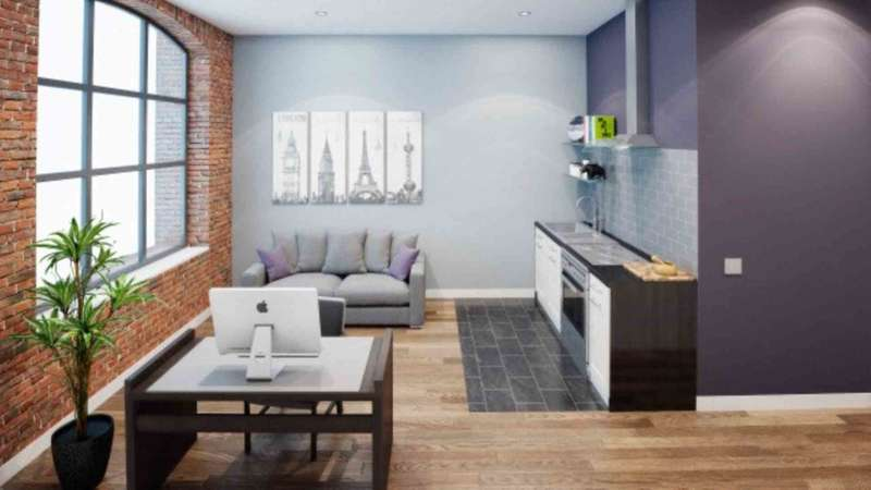 3 Bedrooms Flat for sale in Fox Street, Liverpool, L3