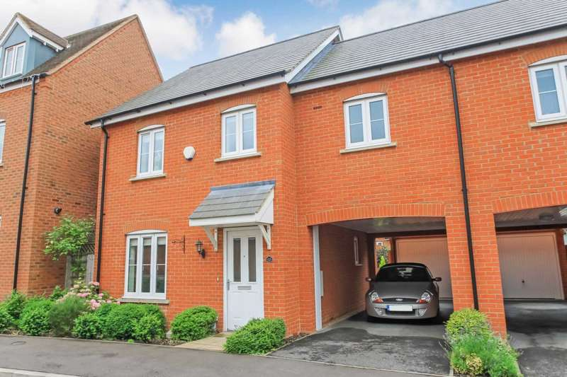 3 Bedrooms Link Detached House for sale in Durham Road, Pitstone