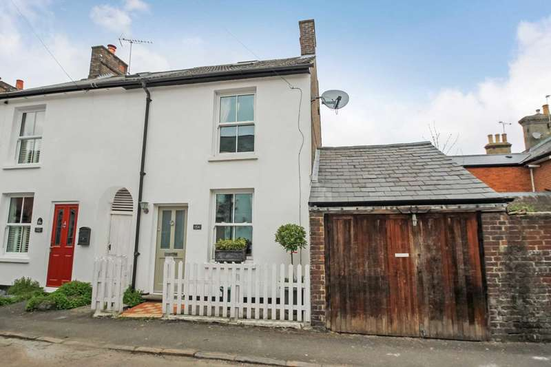 3 Bedrooms End Of Terrace House for sale in Albert Street, Tring