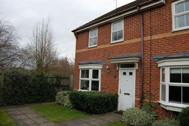 3 Bedrooms Semi Detached House for sale in Fallowfields, Crick, Northampton NN6 7GA