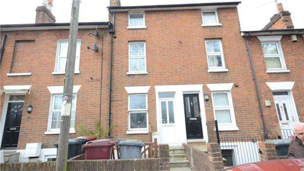 3 Bedrooms Terraced House for sale in Howard Street, Reading, Berkshire