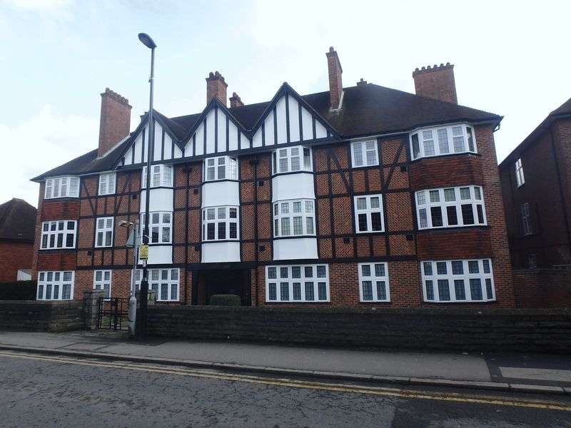 2 Bedrooms Flat for sale in Ashley Road, Epsom