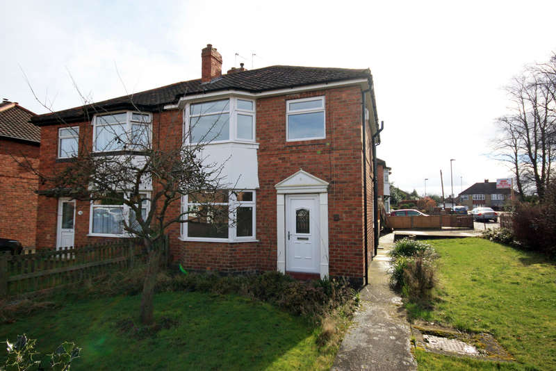 3 Bedrooms Semi Detached House for sale in Welton Avenue, York