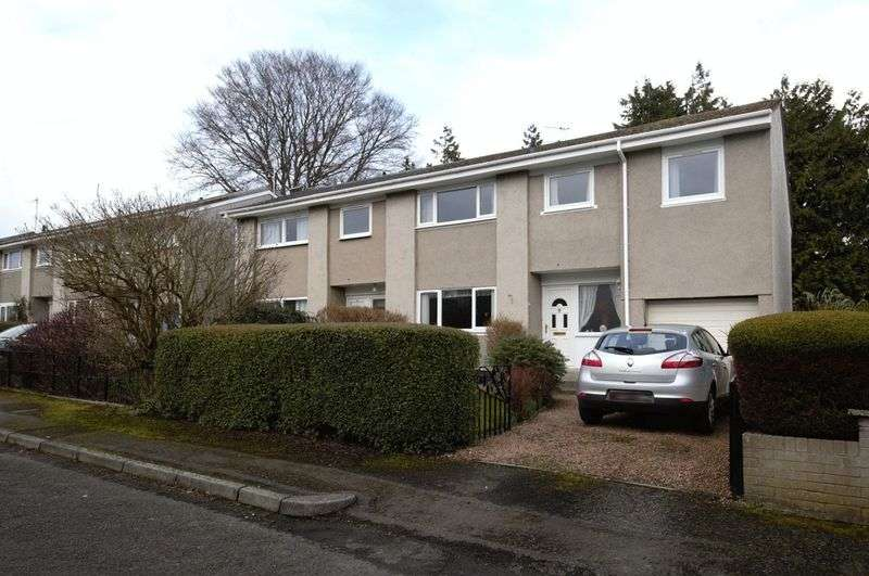 4 Bedrooms Semi Detached House for sale in Hamilton Terrace, Dundee