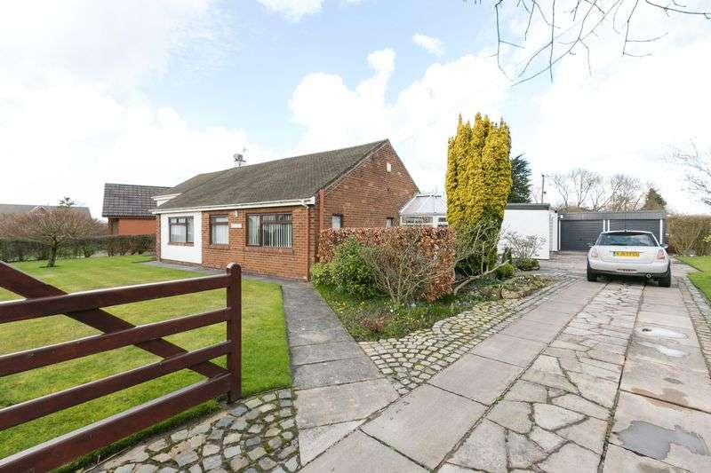 3 Bedrooms Detached House for sale in Highfield, Ridley Lane, Mawdesley, L40 2RE