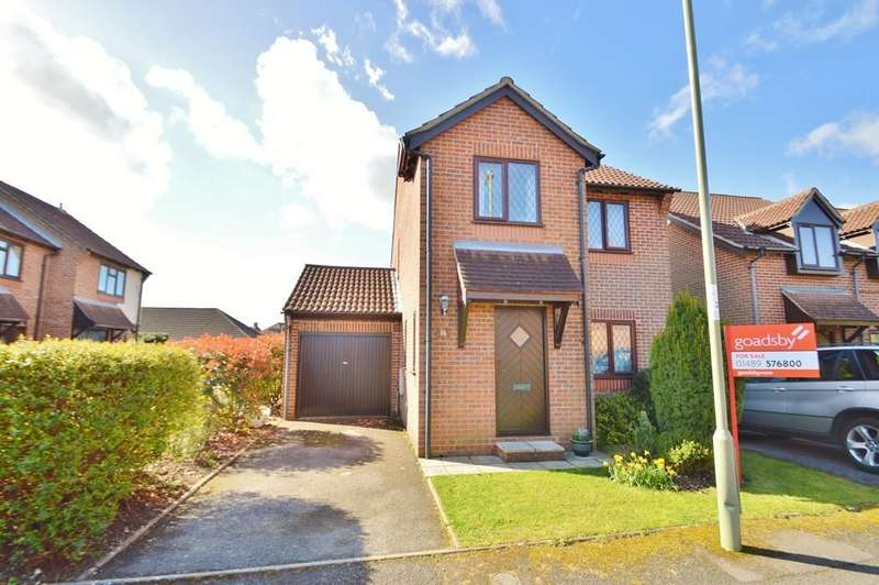 3 Bedrooms Detached House for sale in Locks Heath