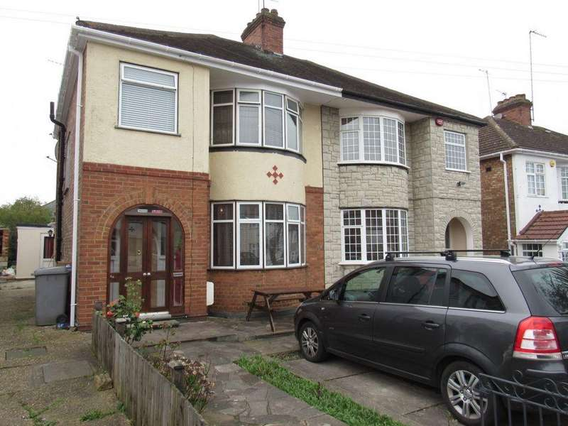 3 Bedrooms Semi Detached House for sale in Grove Crescent, Kingsbury, NW9