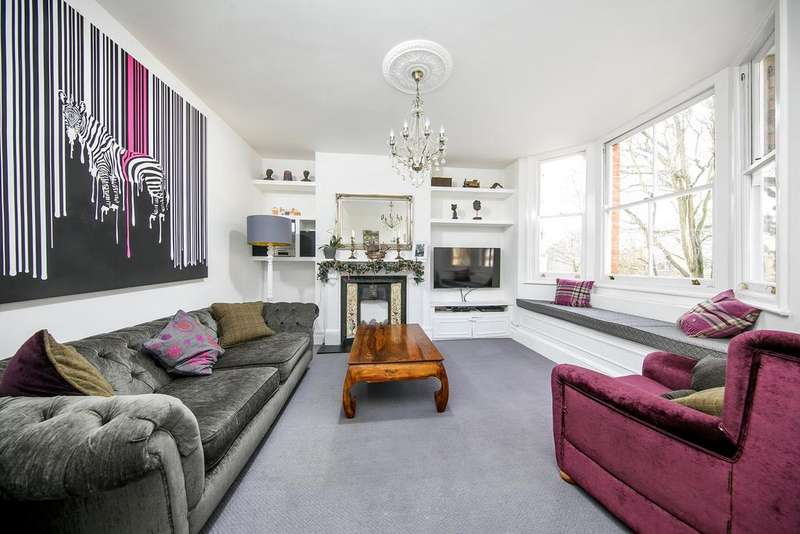 3 Bedrooms Flat for sale in Beaumont Road, London