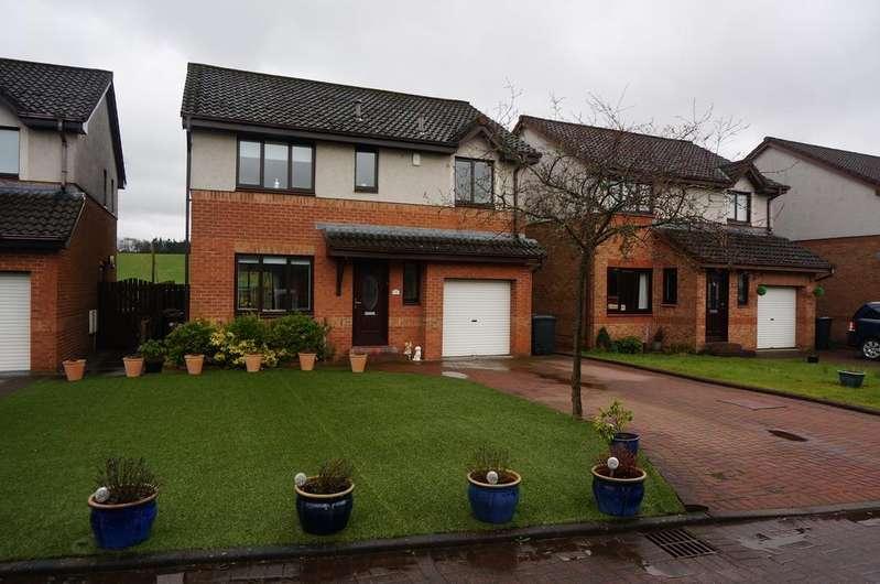 4 Bedrooms Detached House for sale in Craigend View, Condorrat, Cumbernauld G67