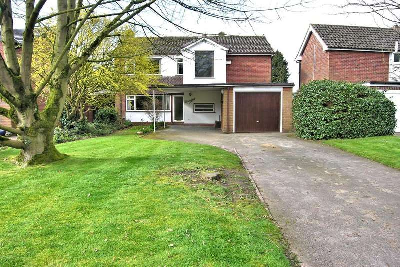 4 Bedrooms Detached House for sale in LOWER PENKRIDGE ROAD, ACTON TRUSSELL, STAFFORD ST17