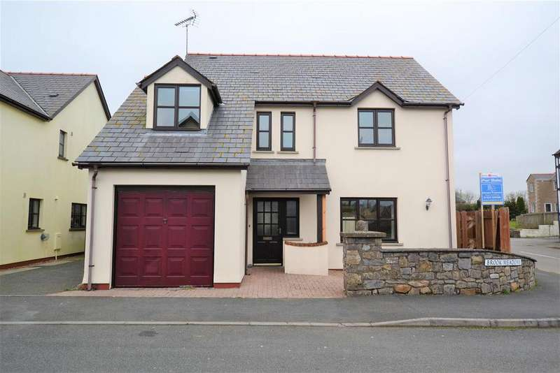 4 Bedrooms Detached House for sale in Sageston