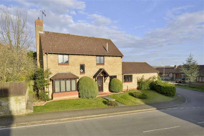 3 Bedrooms Detached House for sale in Lower Street, Great Addington