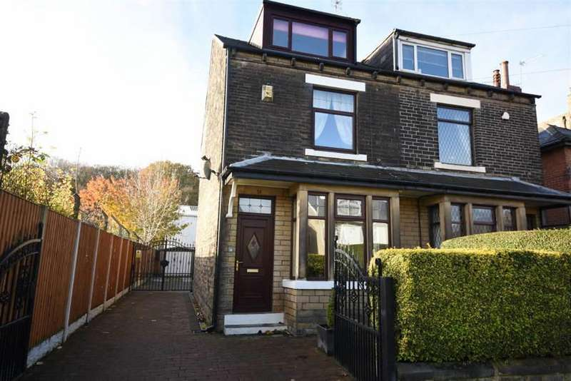 3 Bedrooms Semi Detached House for sale in Carr Bottom Road, Bradford