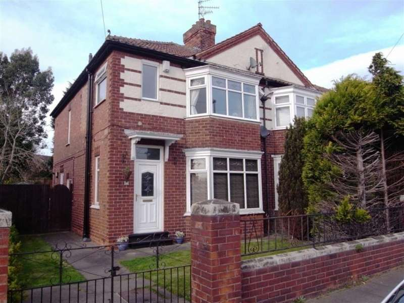 3 Bedrooms Semi Detached House for sale in Springwell Terrace, Darlington