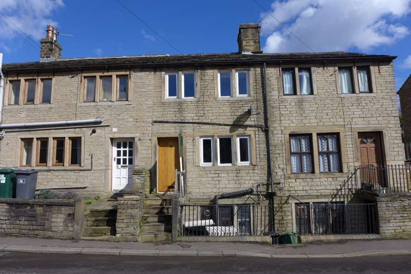 2 Bedrooms Terraced House for sale in Grove Street, Longwood, Huddersfield, HD3