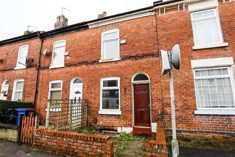2 Bedrooms Terraced House for sale in Forbes Road, Offerton, Stockport