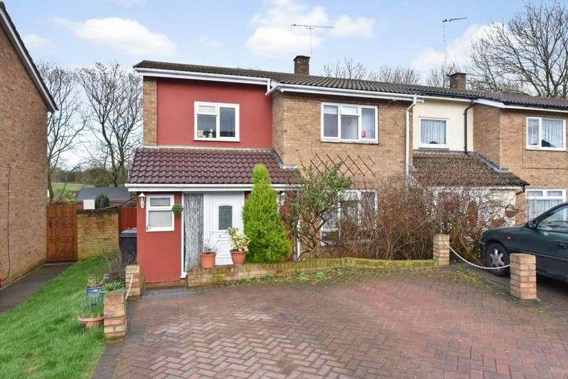 4 Bedrooms End Of Terrace House for sale in Benstede, Stevenage, SG2