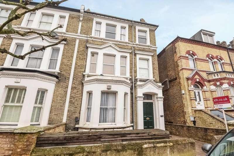 2 Bedrooms Flat for sale in Disraeli Road, Putney, SW15