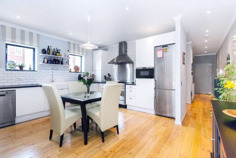 1 Bedroom Flat for sale in Lancaster Road, London, W11