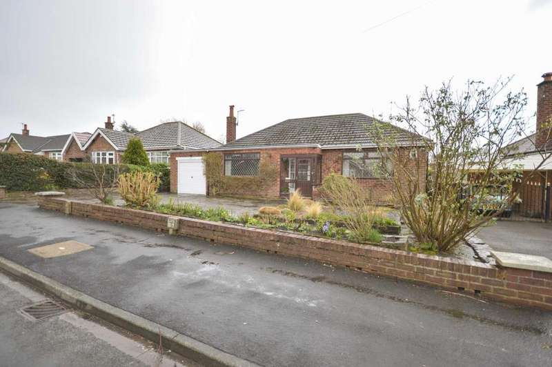 2 Bedrooms Bungalow for sale in Seal Road, Bramhall