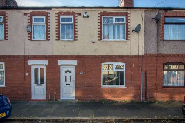 3 Bedrooms Terraced House for sale in Browning Road, Preston, PR1
